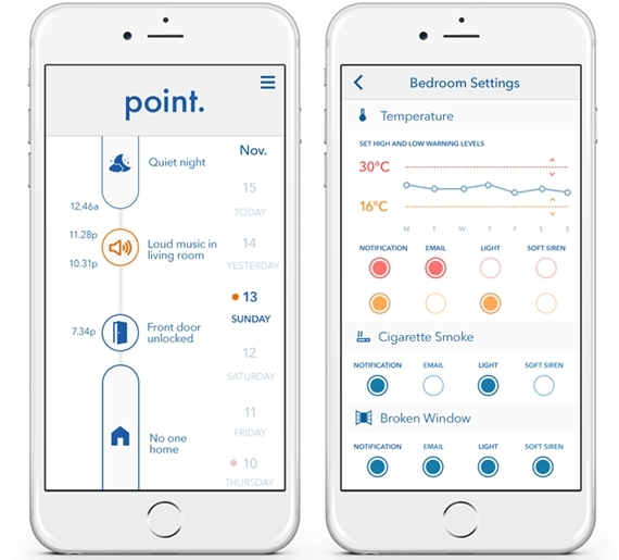 Point - Home Monitoring Device