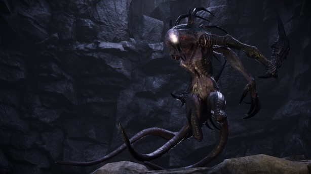 Evolve's Third Monster Wraith