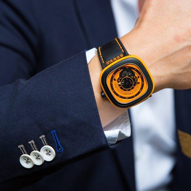 SevenFriday P1/3 Watch