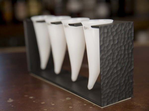 Fang-Shaped Shot Glasses