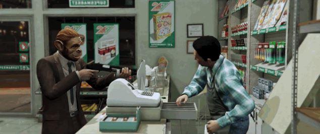 Film Trailer Made in GTA V