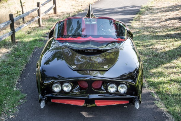 First Ever Official Batmobile Goes For Auction