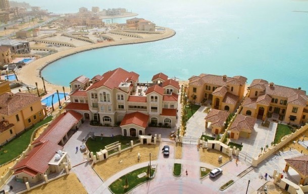 Pearl Qatar – The World's Most Luxurious Artificial Island