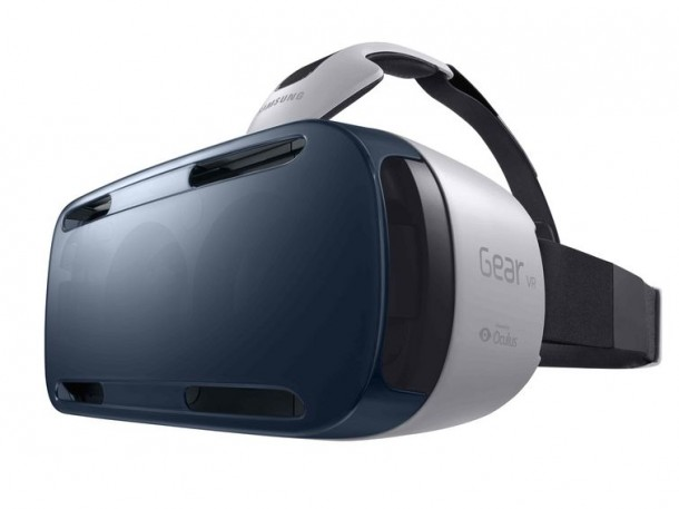 Samsung's Virtual Reality Headset