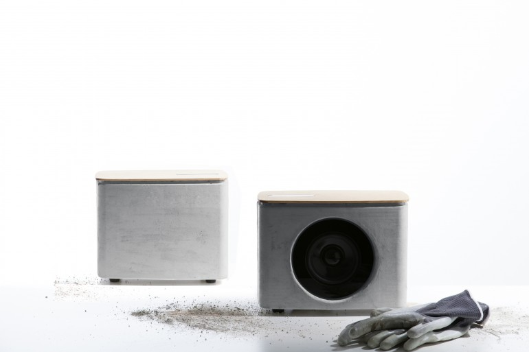 P.A.C.O Gesture Control Speaker by Digital Habit(s)