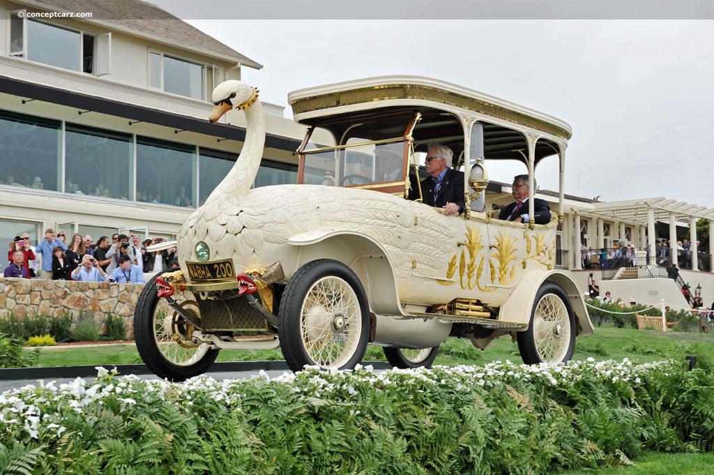 The Brook Swan Car