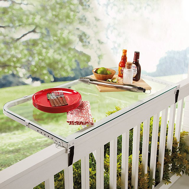DeckMATE Deck Rail Tray