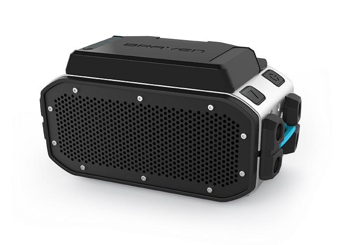 Braven BRV-PRO Solar Powered Speaker