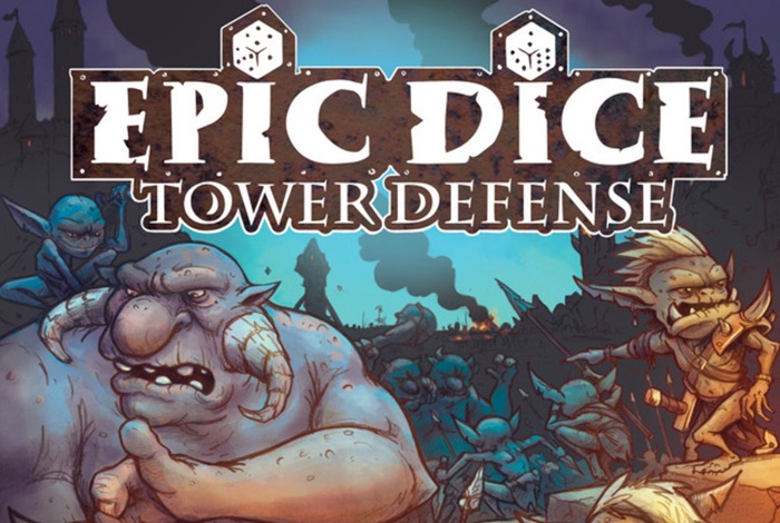 Epic Dice Tower Defence Game
