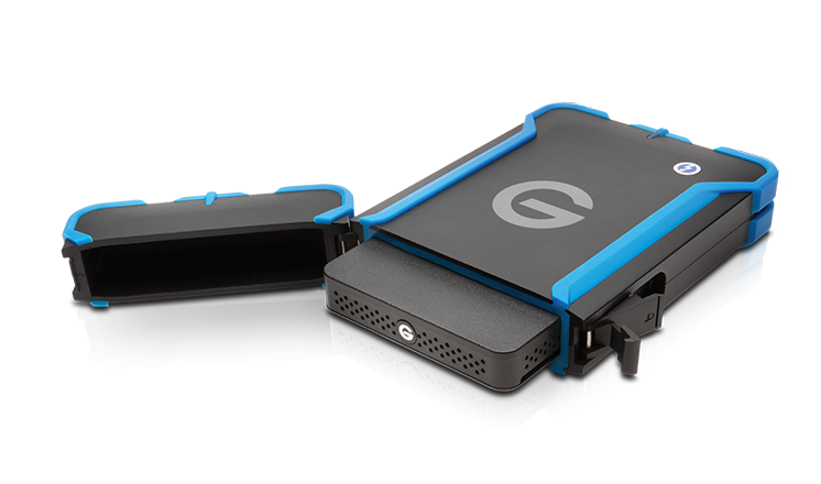 First look: The G-Technology G-Drive ev ATC w/Thunderbolt