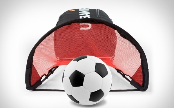 Golme Soccer Goal Backpack