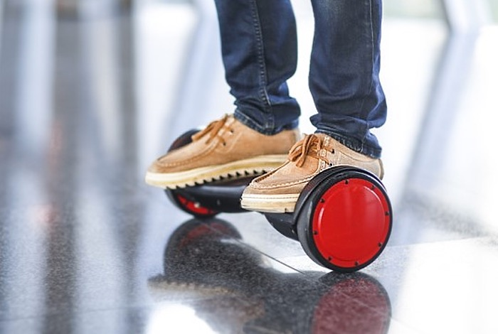 SoloWheel Hovertrax