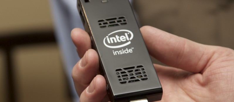 Intel Introduced Windows 8.1 In a USB Stick