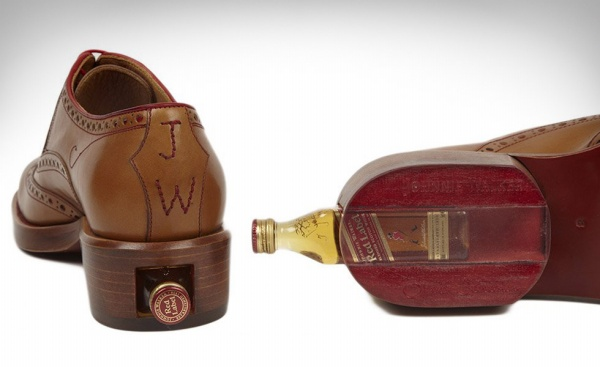 The Johnnie Walker Oliver Sweeney Brogue
