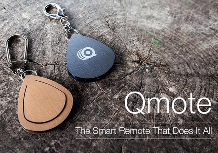 Qmote Smart Remote For Smartphones