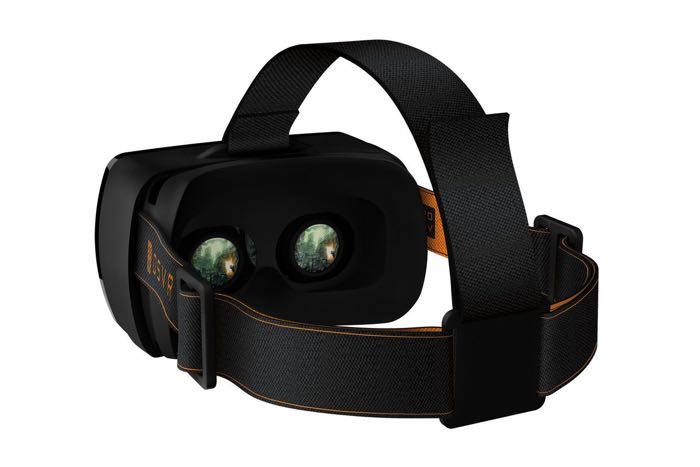 Razer OSVR VR Headset Announced At CES 2015