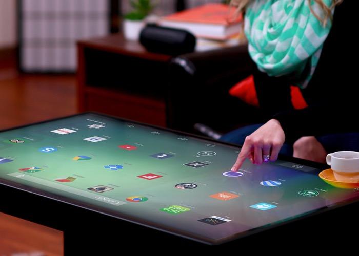 46 Inch Ideum Duet Windows 8 Smart Table