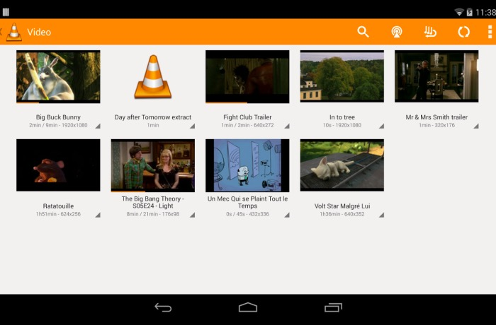 VLC Android TV App Teased