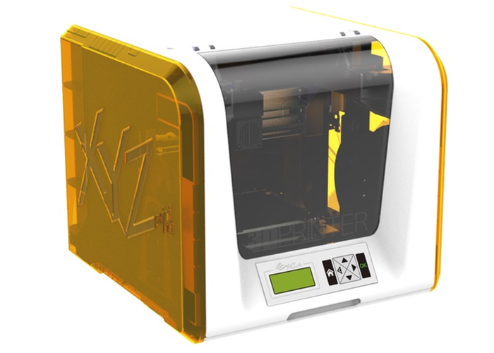 $349 XYZPrinting da Vinci Junior FFF 3D Printer
