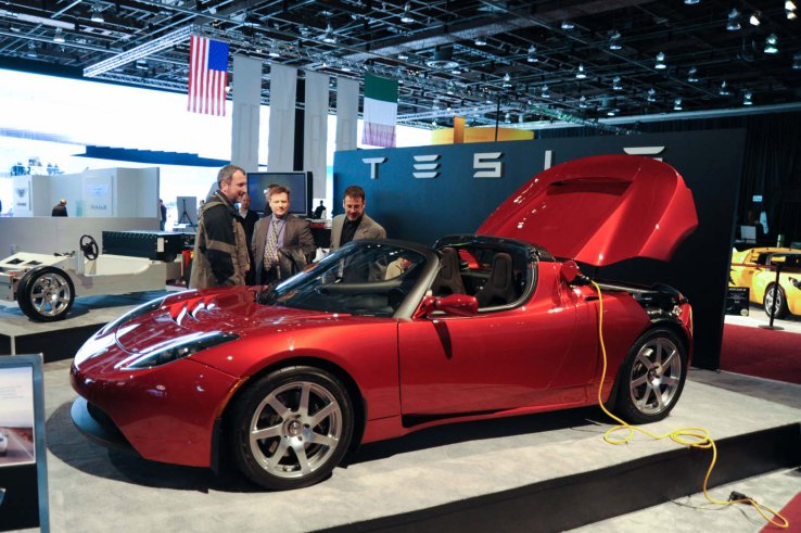 Tesla's Roadster 3.0