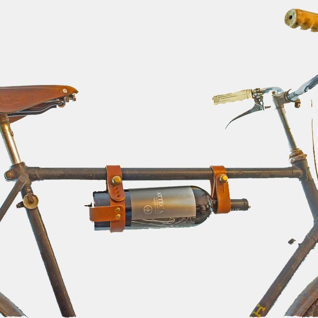 Bike Wine Rack by Oopsmark