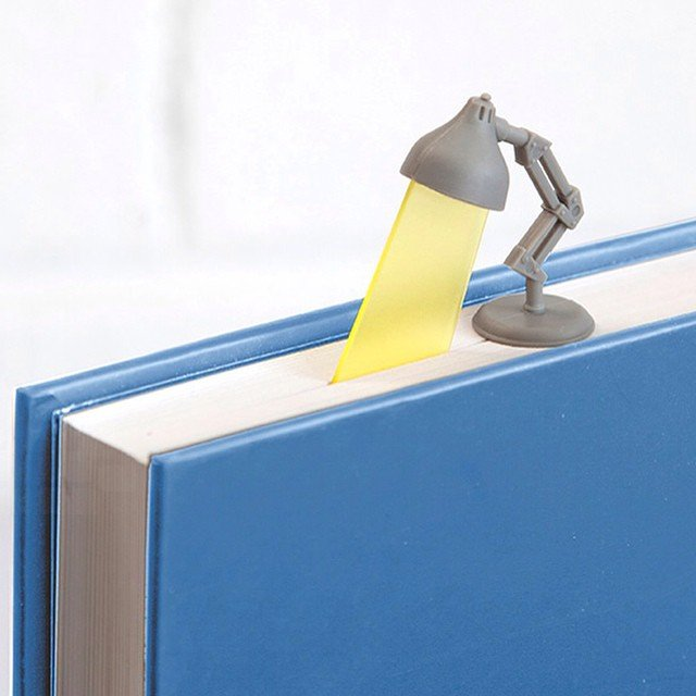 Lightmark: The Most Brilliant Bookmark You Will Ever Own
