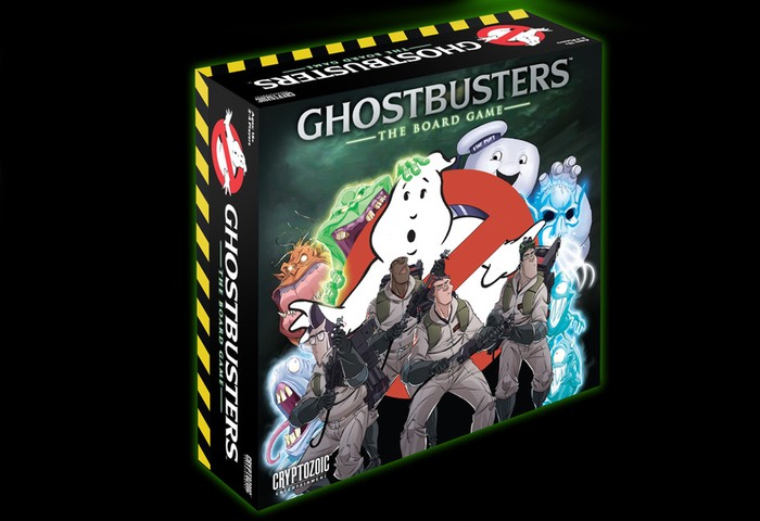 Ghostbusters Board Game Hits Kickstarter