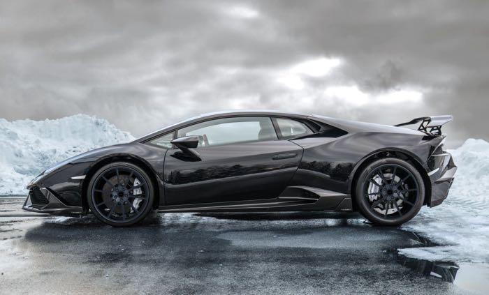 Mansory's 838HP Lamborghini Huracan