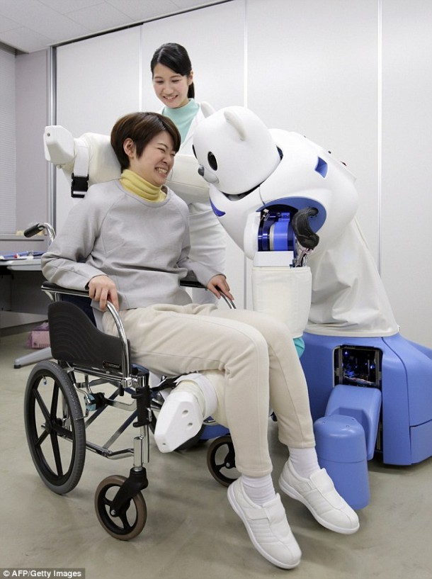 Robear-–-The-Cute-Robot-That-Can-Lift-Patients-610x817