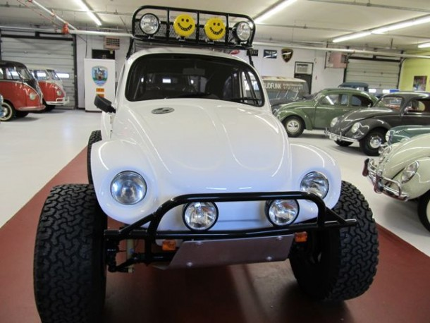 Old Aged Beetle Turned Into Monstrous Baja Bug