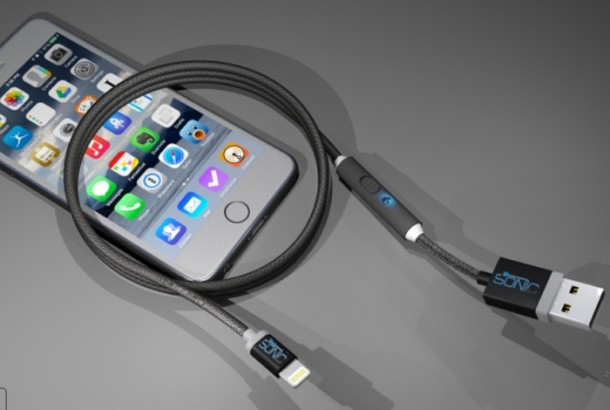 This USB Cable Can Charge Your Gadgets At Double Speed