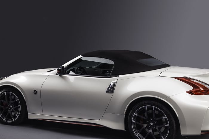 Nissan 370Z NISMO Roadster Announced