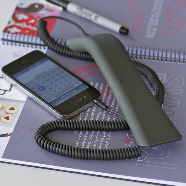 SOLO Travel Phone Handset by Native Union
