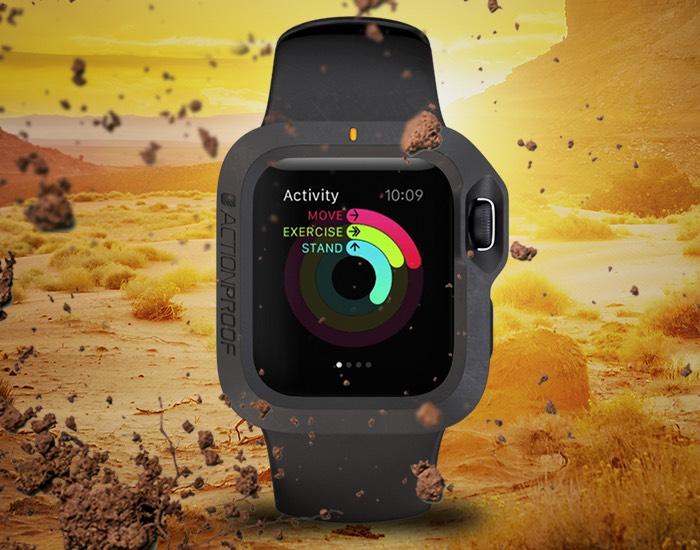 Apple Watch Bumper Case