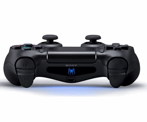 Dualshock 4 Light Bar Superhero Wrap