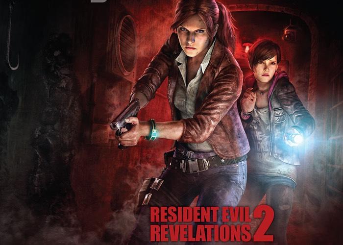 Resident Evil Revelations 2 Episode Two