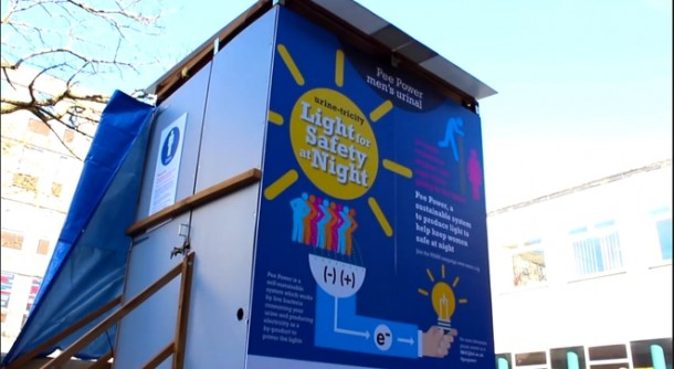This Toilet Can Generate Electricity From Urine