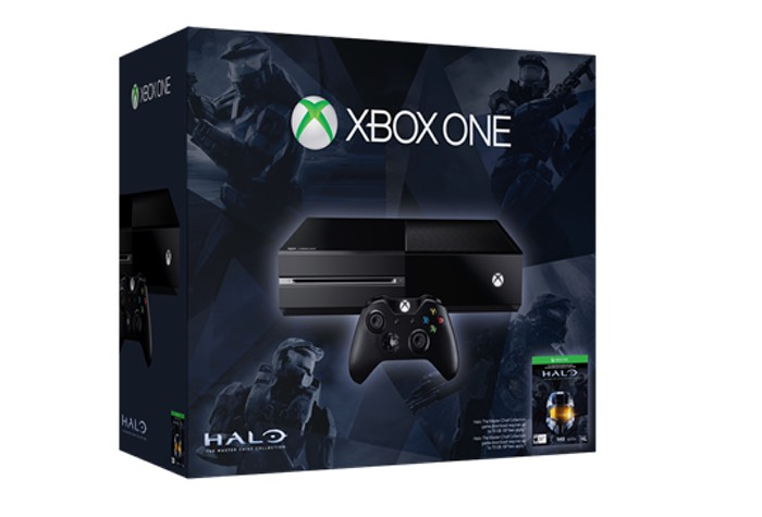 Xbox One Halo The Master Chief Collection Bundle Unveiled