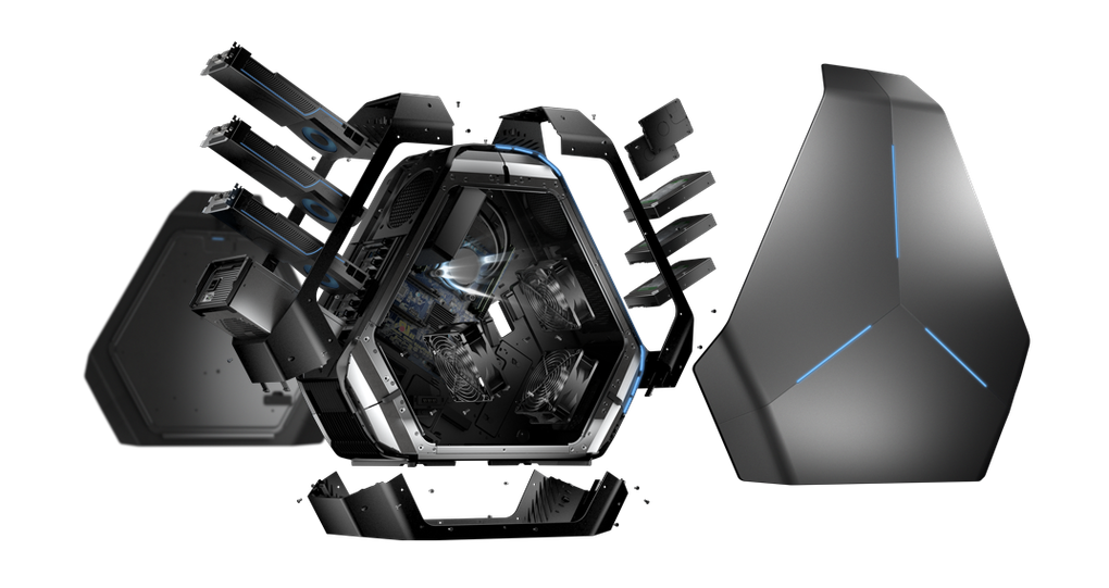 Alienware's Area 51