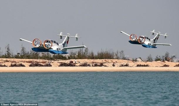 Meet the Chinese CYG-11 Aircraft