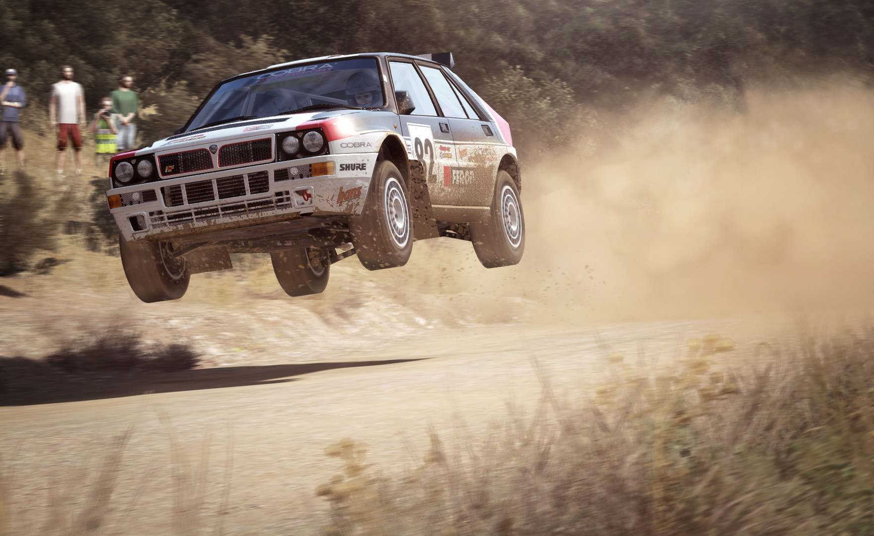 DiRT Rally Announced