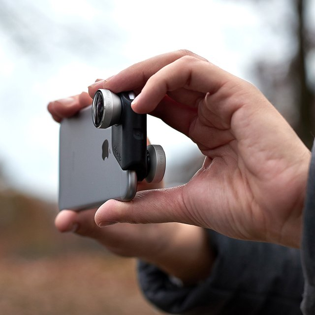 Olloclip 4-IN-1 Photo Lens For iPhone 6 & Plus