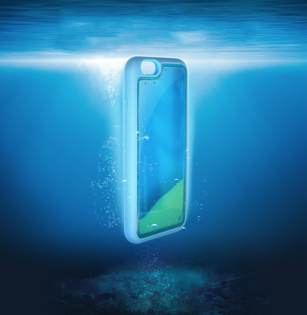 Ultra Thin Luminous iPhone Case