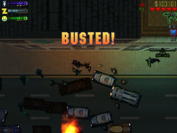 Retro Love: Grand Theft Auto 2