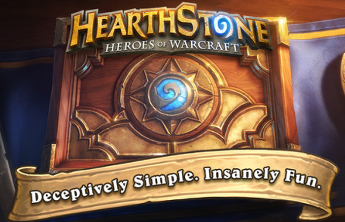 Blizzard Hearthstone Heroes Of Warcraft