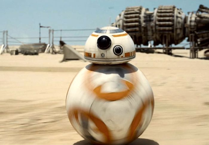 BB-8 Is The New Droid