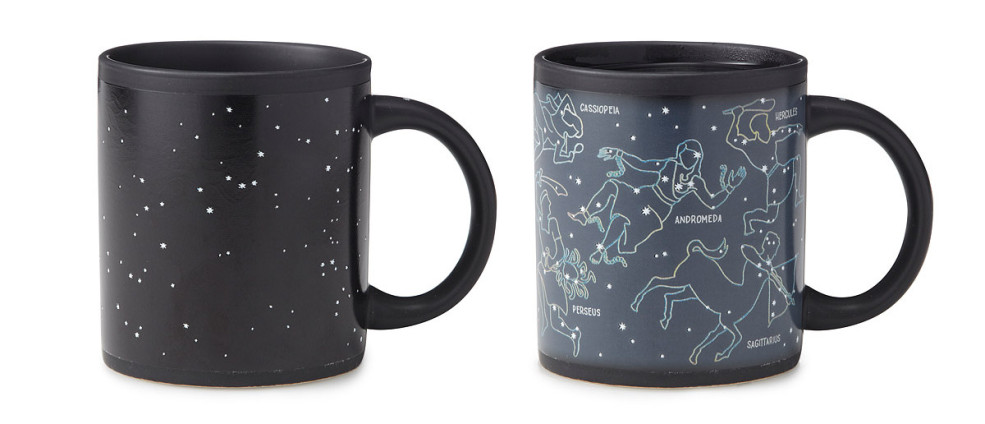 Heat-Activated Constellation Mug