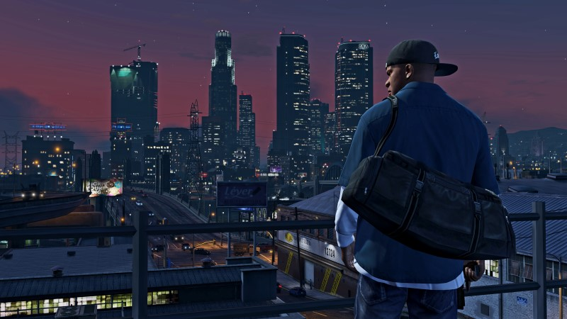 GTA 5 PC Screens
