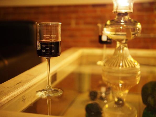 Laboratory Wine Glass Set