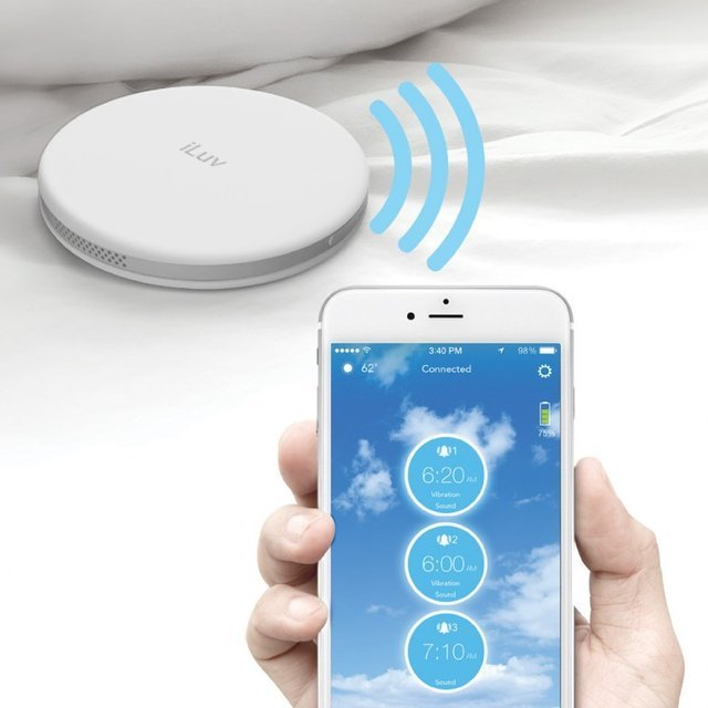 SmartShaker Wireless Smartphone Controlled Alarm